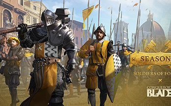 Conqueror's Blade PC Game Free Download