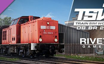 Train Sim World DB BR 204 PC Game Free Download