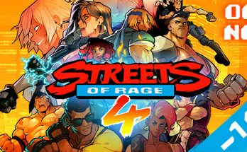 Streets of Rage 4 PC Game Free Download