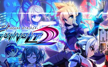 Azure Striker Gunvolt 2 Free Download PC Game