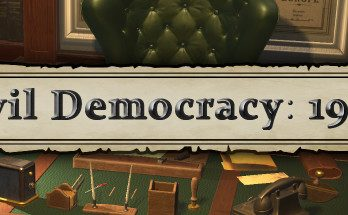 Evil Democracy 1932 PC Game Free Download