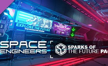 Space Engineers Sparks of the Future PC Game Free Download