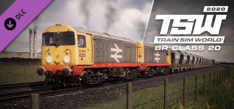 Train Sim World BR Class 20 Chopper PC Game Free Download