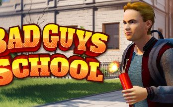 Bad Guys at School PC Game Free Download