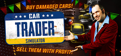 Car Trader Simulator PC Game Free Download