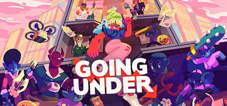 Going Under PC Game Free Download