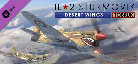 ILv 2 Sturmovik Desert Wings Tobruk PC Game Free Download
