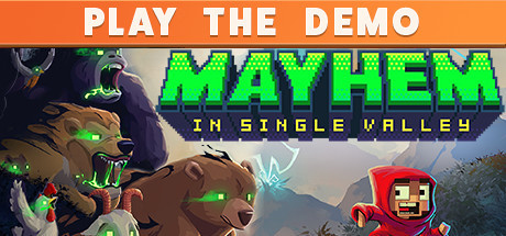 Mayhem in Single Valley PC Game Free Download