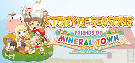 STORY OF SEASONS Friends of Mineral Town PC Game Free Download
