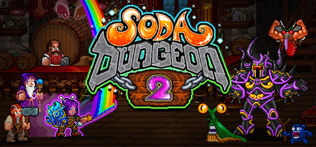 Soda Dungeon 2 PC Game Free Download