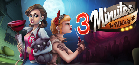 3 Minutes to Midnight PC Game Free Download