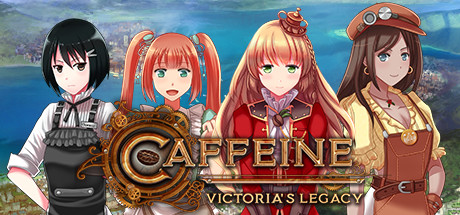 Caffeine Victoria's Legacy PC Game Free Download