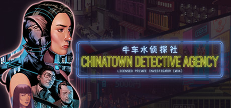Chinatown Detective Agency PC Game Free Download