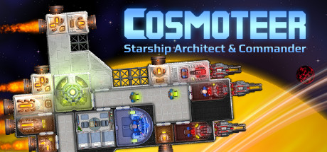 Cosmoteer Starship Architect Commander PC Game Free Download