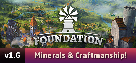Foundation PC Game Free Download