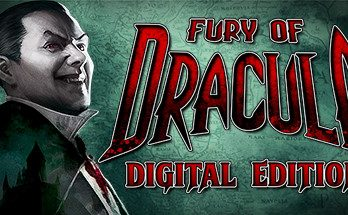 Fury of Dracula Digital Edition PC Game Free Download