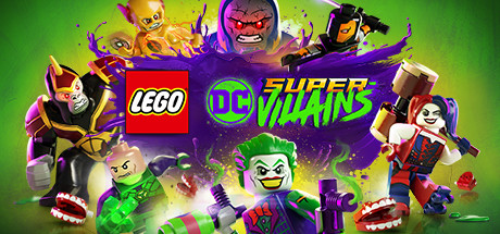 LEGO DC Super Villains PC Game Free Download