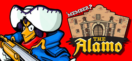Member the Alamo PC Game Free Download