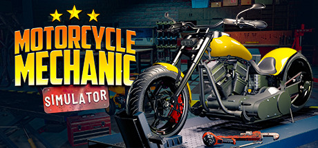 Motorcycle Mechanic Simulator PC Game Free Download