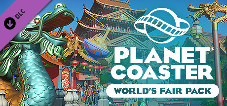 Planet Coaster World's Fair Pack PC Game Free Download