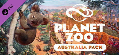 Planet Zoo Australia Pack PC Game Free Download