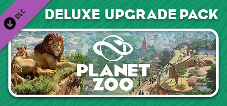 Planet Zoo Deluxe Upgrade Pack PC Game Free Download