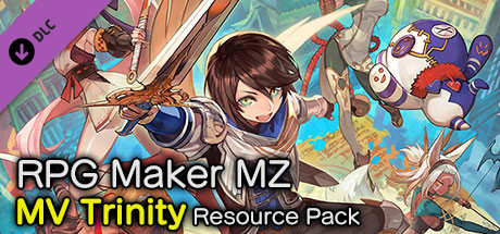 RPG Maker MZ MV Trinity Resource Pack Free Download