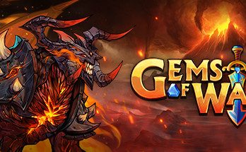 Gems of War Puzzle RPG PC Game Free Download