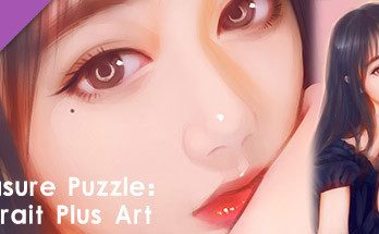 Pleasure Puzzle Portrait Plus Art PC Game Free Download
