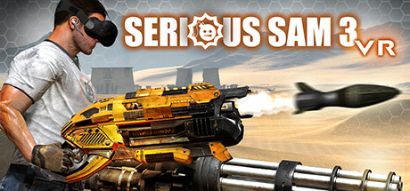 Serious Sam 3 VR BFE PC Game Free Download