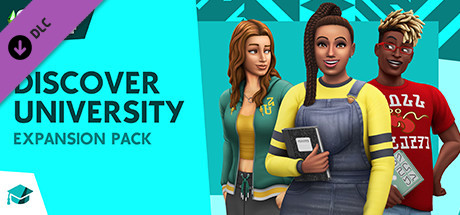 The Sims™ 4 Discover University PC Game Free Download