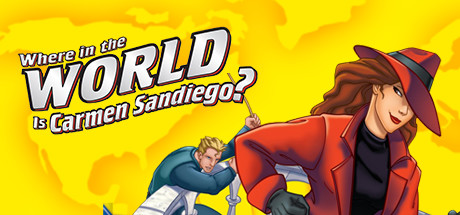 Where in the World is Carmen Sandiego PC Game Free Download