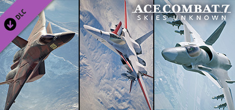 ACE COMBAT 7 SKIES UNKNOWN PC Game Free Download