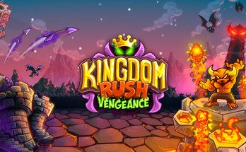 Kingdom Rush Vengeance Tower Defense PC Game Free Download