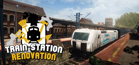 Train Station Renovation PC Game Free Download