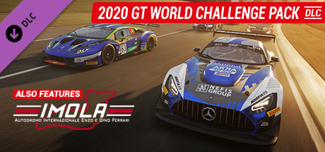 Assetto Corsa Competizione 2020 GT World Challenge Pack PC Game Free Download