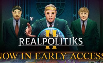 Realpolitiks II Free Download (v0.64)