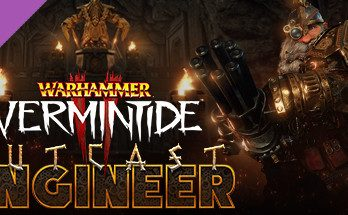 Warhammer Vermintide 2 Outcast Engineer Career PC Game Free Download