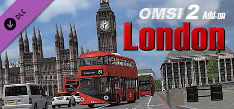 OMSI 2 Add On London PC Game Free Download