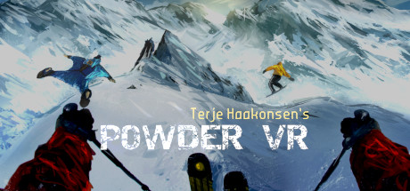 Terje Haakonsen's Powder VR PC Game Free Download