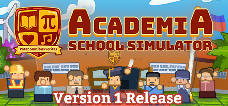 Academia School Simulator PC Game Free Download