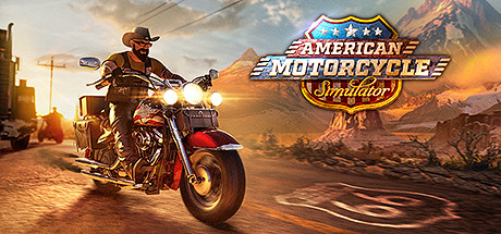 American Motorcycle Simulator PC Game Free Download