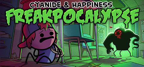 Cyanide Happiness Freakpocalypse PC Game Free Download