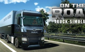 On The Road – Truck Simulator Free Download (v1.2.0.73)