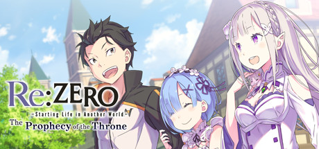 Re ZERO Starting Life in Another World The Prophecy of the Throne PC Game Free Download