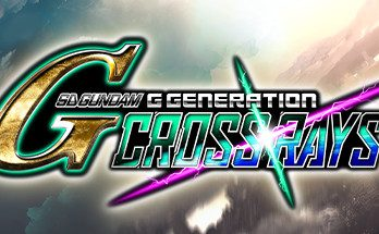 SD GUNDAM G GENERATION CROSS RAYS PC Game Free Download