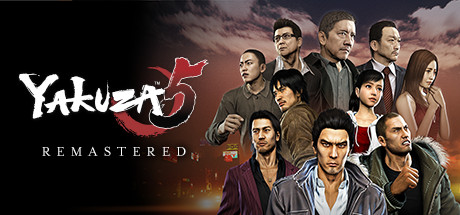 Yakuza 5 Remastered PC Game Free Download