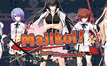 Majikoi Love Me Seriously PC Game Free Download