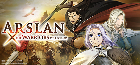 ARSLAN THE WARRIORS OF LEGEND PC Game Free Download