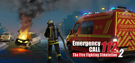 Emergency Call 112 The Fire Fighting Simulation 2 PC Game Free Download